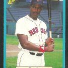Boston Red Sox Sam Horn 1988 Classic Blue Update Baseball Card 204