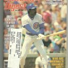 1988 Baseball Digest Chicago Cubs Brooklyn Dodgers Boston Red Sox Wade Boggs Cleveland Indians