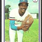 Texas Rangers Rogelio Moret 1978 Topps Baseball Card 462 ex