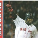 Boston Red Sox David Ortiz Big Papi 2005 Pinup Photo 8x10