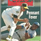 1992 Sports Illustrated Atlanta Braves Pirates Blue Jays Athletics Miami Hurricanes Richard Petty