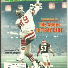 1982 Sports Illustrated 49ers Super Bowl Cincinnati Bengals New Jersey Nets Texas A&M Aggies
