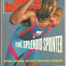 1991 Sports Illustrated Cincinnati Reds Chicago Bulls Michael Jordan Pittsburgh Penguins Stanley Cup