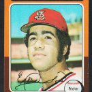 St Louis Cardinals Elias Sosa 1975 Topps Baseball Card 398 vg