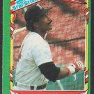 Boston Red Sox Jim Rice 1987 Fleer Star Sticker Baseball Card 99