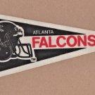 """1990s Atlanta Falcons 9"""" Pennant"""