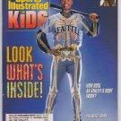 1995 Sports Illustrated For Kids Seattle Mariners Ken Griffey Pittsburgh Penguin Jaromir Jagr Postr