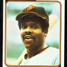 Baltimore Orioles Earl Williams 1974 Topps Baseball Card 375 vg/ex