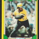 Pittsburgh Pirates Bill Madlock 1982 Drakes Big Hitters Baseball Card 23 ex/nm