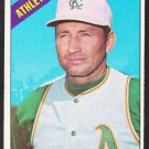 Kansas City Athletics Alvin Dark 1966 Topps Baseball Card 433 ex