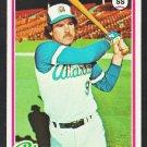 Atlanta Braves Pat Rockett 1978 Topps Baseball Card 502 ex