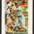 Boston Red Sox Dwight Evans 1988 Topps Mini Major League Leaders Baseball Card 3