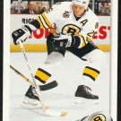 Boston Bruins Glen Wesley 1992 Upper Deck Hockey Card 244 nr mt