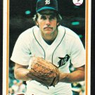 Detroit Tigers Milt Wilcox 1978 Topps Baseball Card 151 vg+/ex