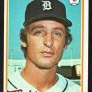 Detroit Tigers Jason Thompson 1978 Topps Baseball Card 660 nr mt