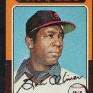 Baltimore Orioles Bob Oliver 1975 Topps Baseball Card 657 ex
