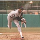 Boston Red Sox Dennis Oil Can Boyd 1986 Pinup Photo 8x10