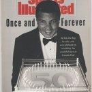 1992 Sports Illustrated Muhammad Ali Redskins Razorbacks Atlanta Falcons Denver Broncos Detroit Lion