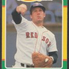 Boston Red Sox Rich Gedman 1986 Fleer Limited Edition Baseball Card 18