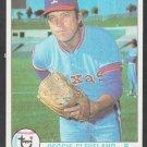 Texas Rangers Reggie Cleveland 1979 Topps Baseball Card 209 nr mt