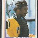 Pittsburgh Pirates Gary Alexander 1982 Topps Baseball Card 11 nr mt