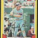 Texas Rangers Buddy Bell 1982 Drakes Big Hitters Baseball Card 2 nr mt