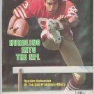 1982 Sports Illustrated 49ers Atlanta Braves Denver Nuggets NFL Draft Wood Memorial Boxing