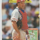 Philadelphia Phillies Darren Daulton 1993 Pinup Photo 8x10
