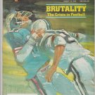 1978 Sports Illustrated NFL Brutality Los Angeles Dodgers San Francisco Giants Kansas City Royals