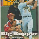 1992 Sports Illustrated Oakland Athletics Chicago Stadium Stanley Cup San Francisco Giants