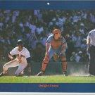 Boston Red Sox Dwight Evans 1985 Pinup Photo vs Minnesota Twins 8x10
