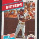 New York Mets Darryl Strawberry 1988 Drakes Big Hitters Baseball Card 3