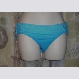 New Ralph Lauren Turquiose Blue Bikini Bottom Size 10
