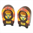 Jukebox Salt and Pepper Set