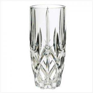 Gorham Lady Anne Crystal Vase