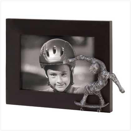 Skater Photo Frame