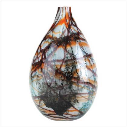 Abstract Bulb Vase