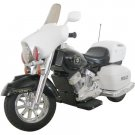 Police Motorcycle 12 Volt 3 Wheeler