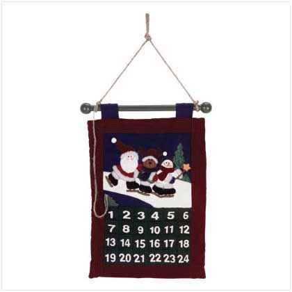 Christmas Friends Calendar