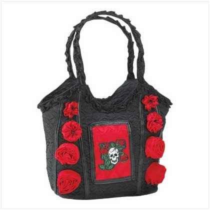 Gothic Glamour Handbag