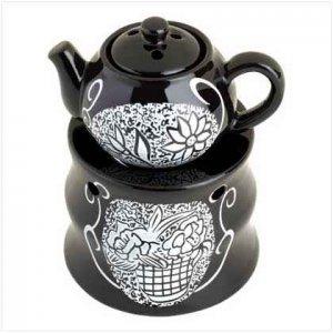 Teatime Oil Warmer