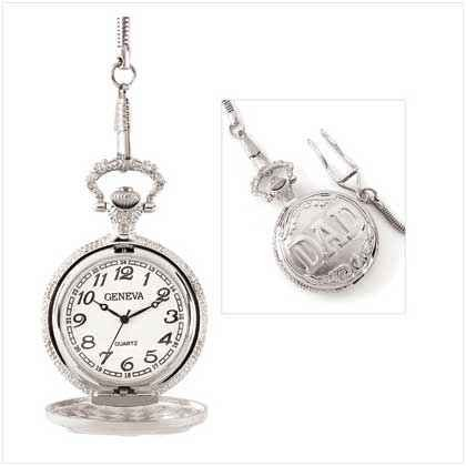 Nostalgic Dad Pocket Watch
