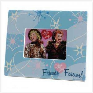 I Love Lucy Friends Frame