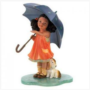 Let It Rain Figurine