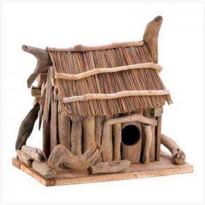 Rustic Homestead Birdhouse