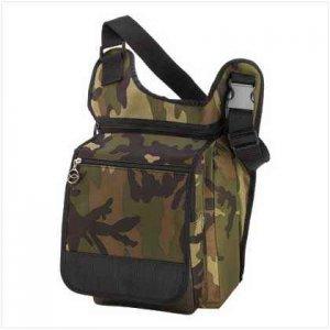 Camo Study-Wrap Bag