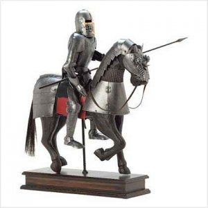 Noble Knight Figurine