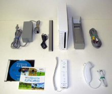 Nintendo Wii System With Wii Sports