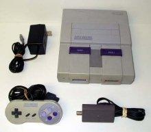 Super NES System