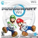 Nintendo Wii Mario Kart Wii